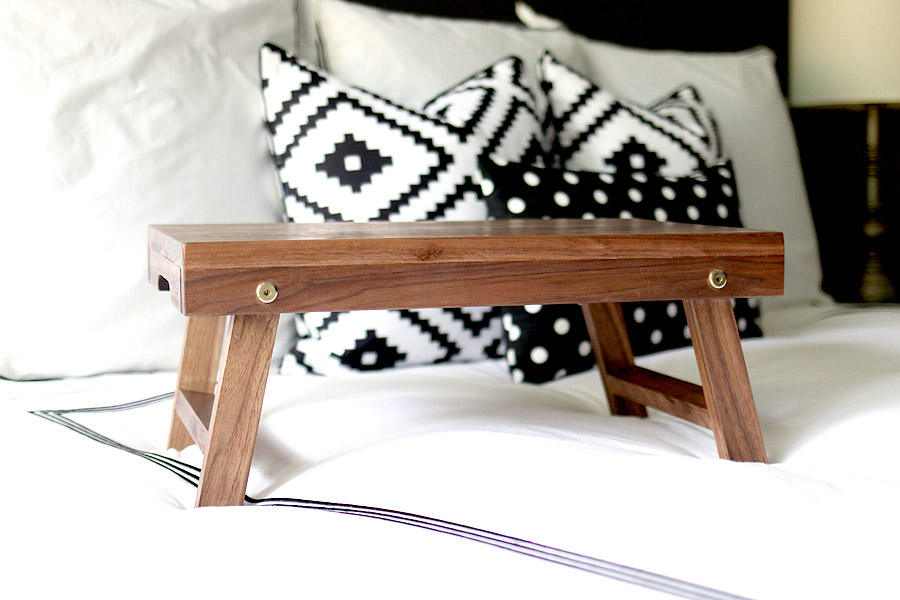Folding Lap Tray