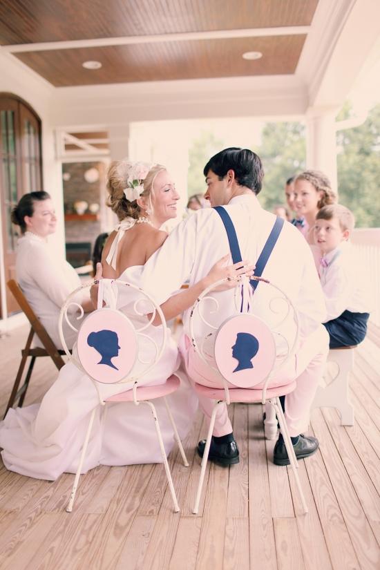 Wedding Silhouette Chair