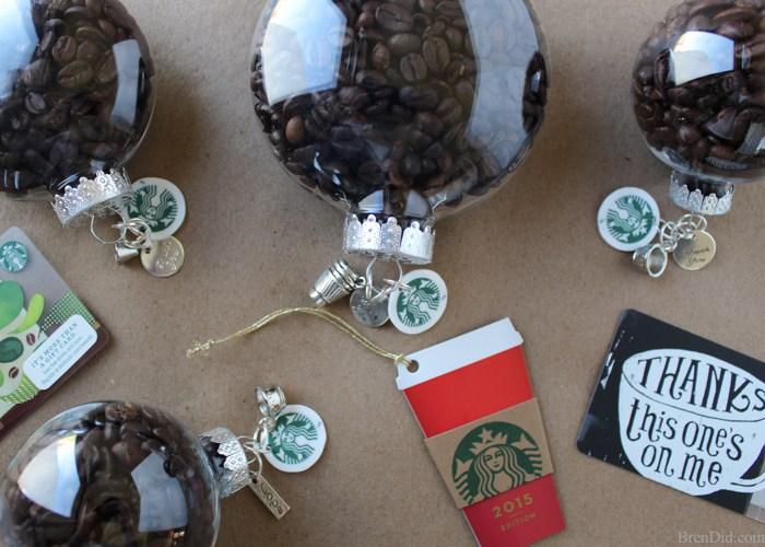 Coffee Bean Ornament