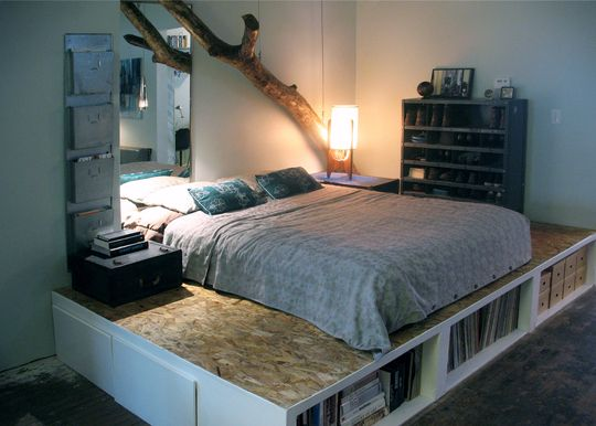6 Diy Platform Beds You Can Make Marc And Mandy Show