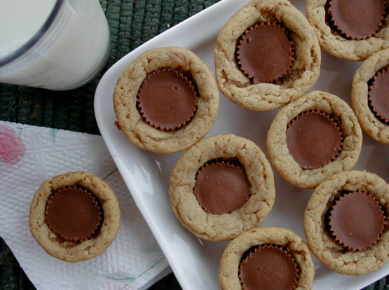 Stormy's Reese's Peanut Butter Cup Cookies
