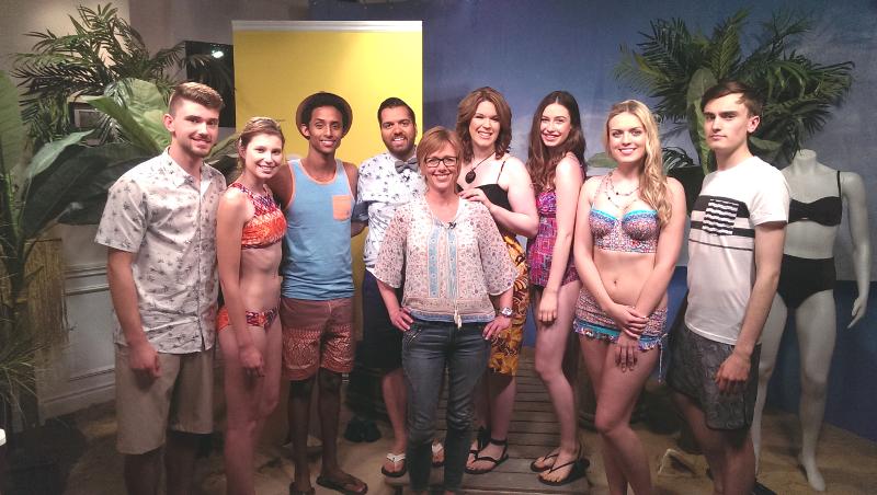 Swimsuit Fashion Show