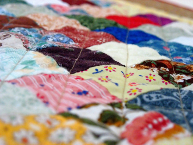 , QUILTING WITH GRANNY
