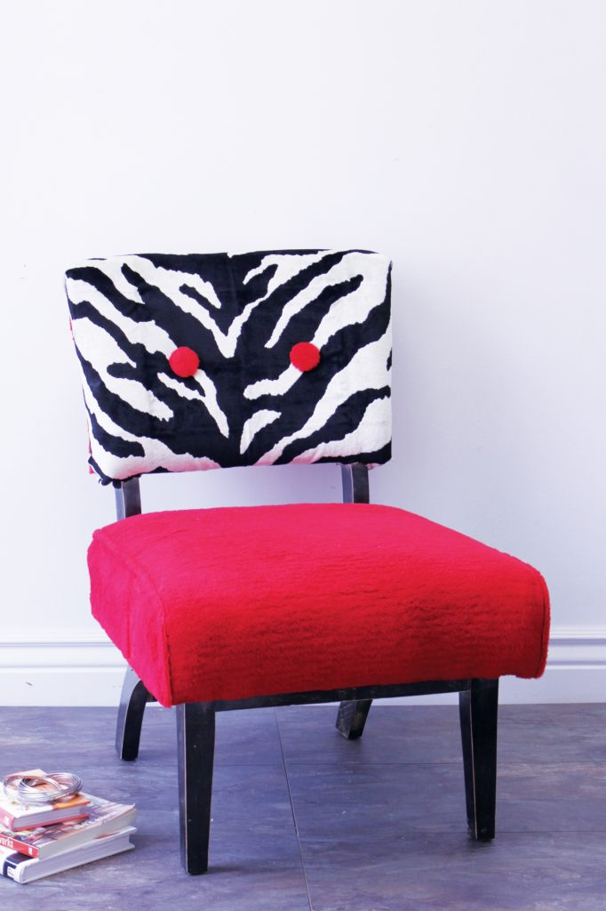 Diy Faux Fur Chair Project Marc And Mandy Show