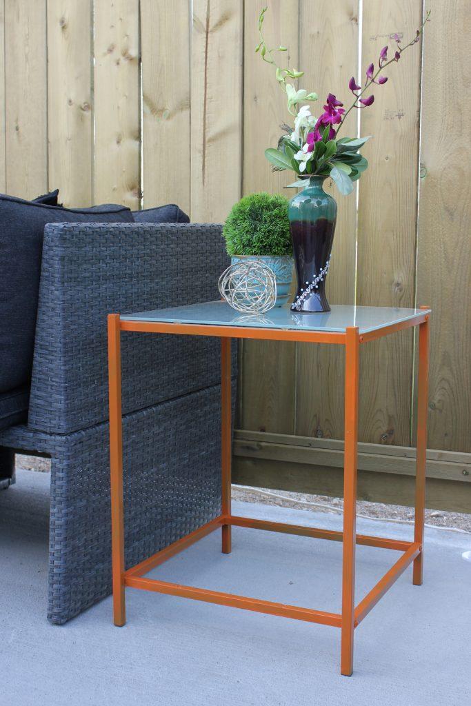 DIY Patio Table Project