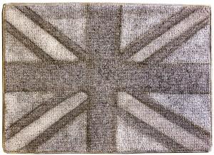 , London Inspired DIY Welcome Mat