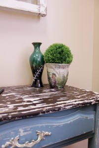 , DIY Cottage Chic Desk