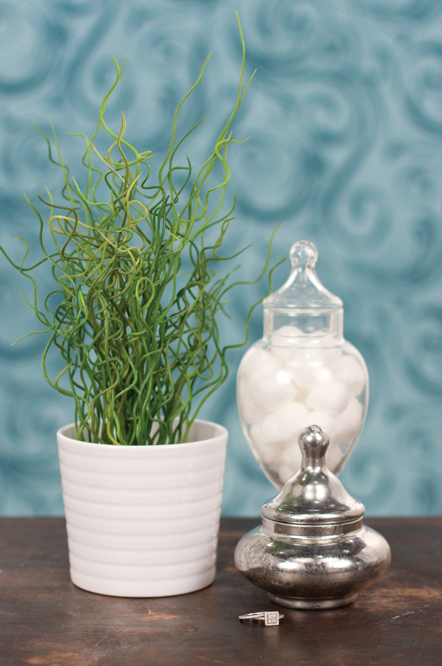 , DIY Faux Mercury Vase
