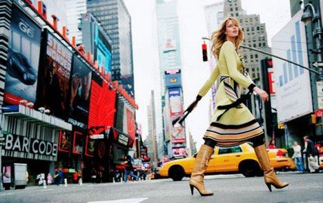 , Shopping In New York City