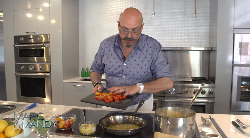Celebrity chef Massimo Capra shares his fail-proof dinner party meal that will cost ONLY $30!
