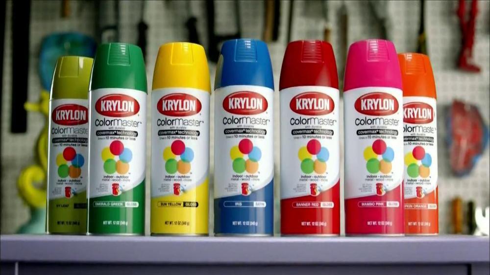 Krylon ColorMaster