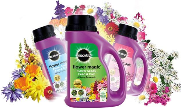 Miracle-Gro Flower Magic