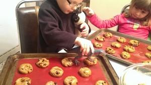 Pumpkin Cookies, Pumpkin Chocolate Chip Cookies