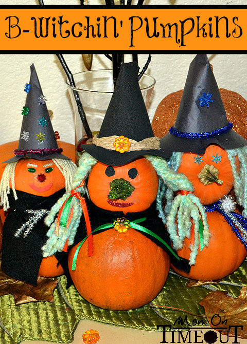 halloween craft idea no carve pumpkin d 233 cor ideas for marc and mandy show 2131
