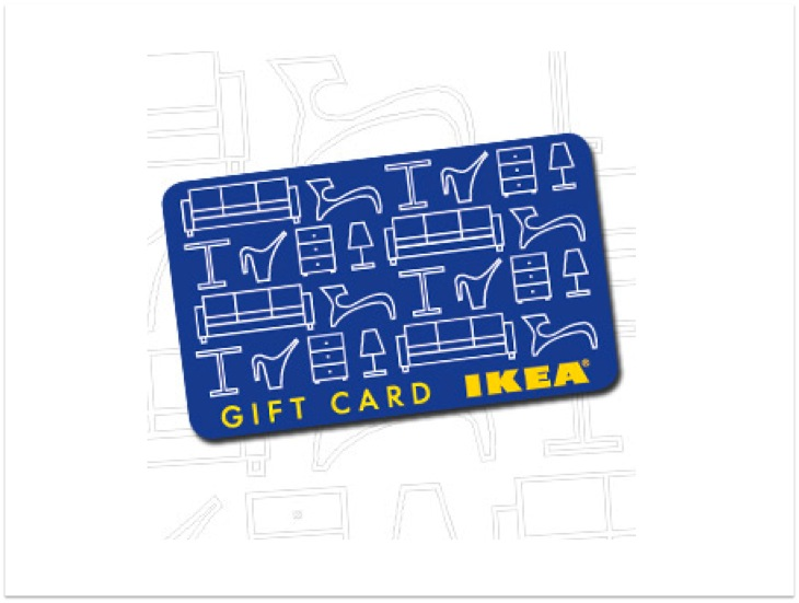 , WIN: A $100 IKEA Gift Card