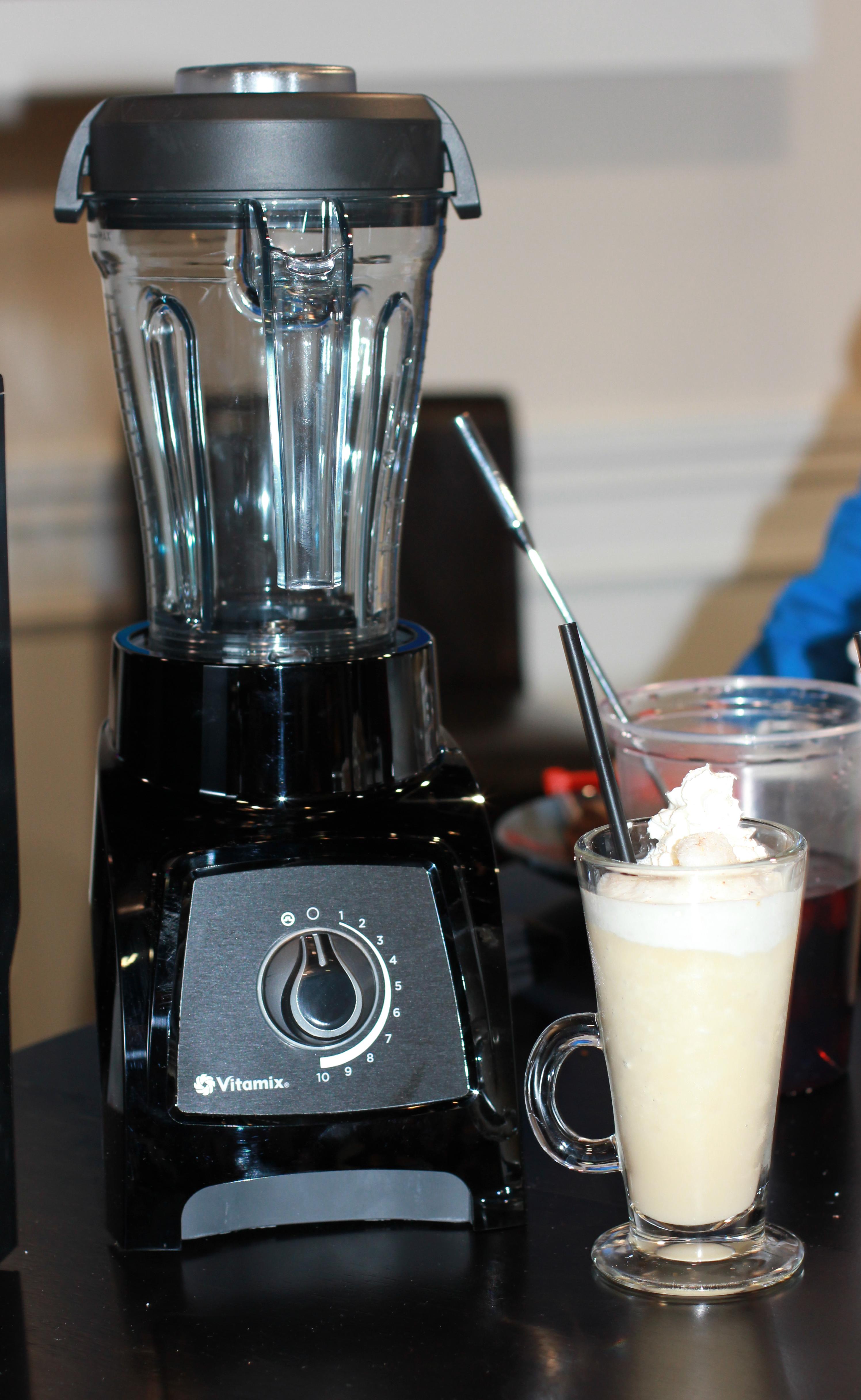 , Nutty Espresso Shake