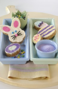 , Bake Bunny Cookies with Your Kids for Easter