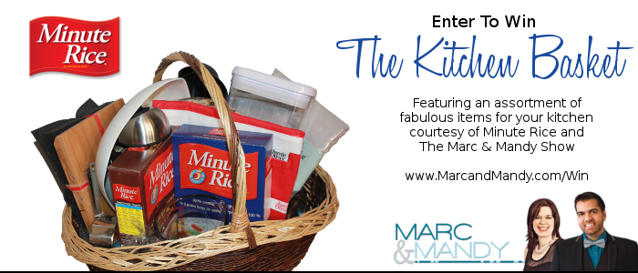 , Contest: Kitchen Gift Basket from Minute Rice