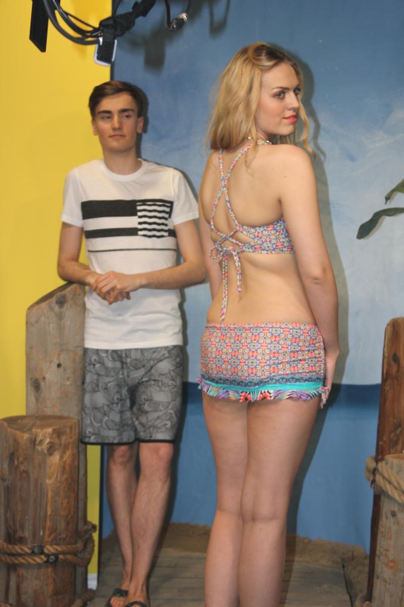 , 2015 Swimsuit Fashion Show