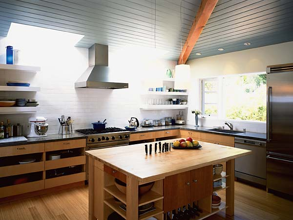 5 ways to maximize your kitchen space marc and mandy show Maximize kitchen storage