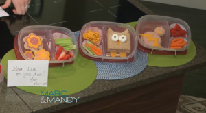 , Easy School Lunches That are Fun AND Healthy!