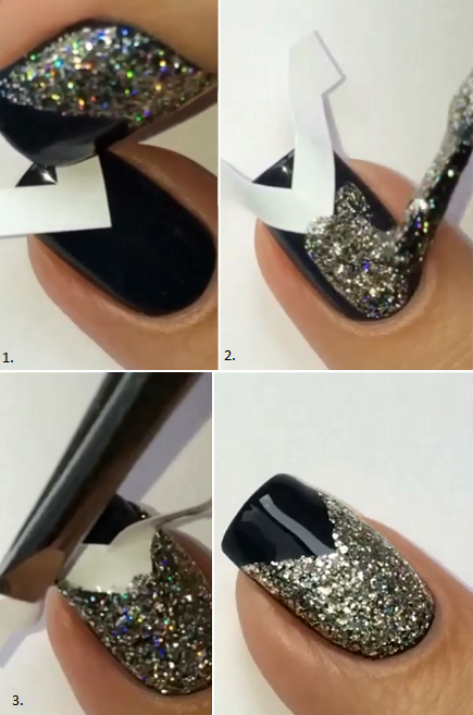 , Nine Nail Ideas to Kick Off The New Year With