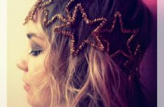 , Adorable New Year's Eve Hair Ideas