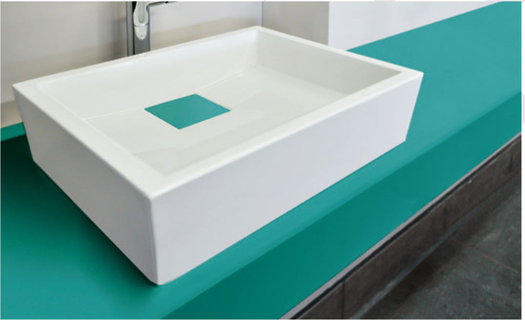 , Bathroom Trend Watch: Going Square