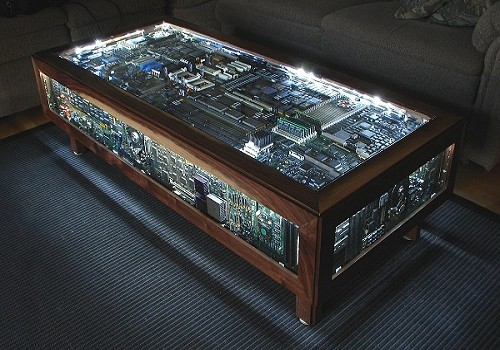 , Creative Coffee Tables You Can Make