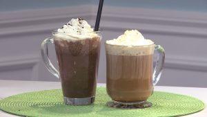 , Oreo Iced Coffee