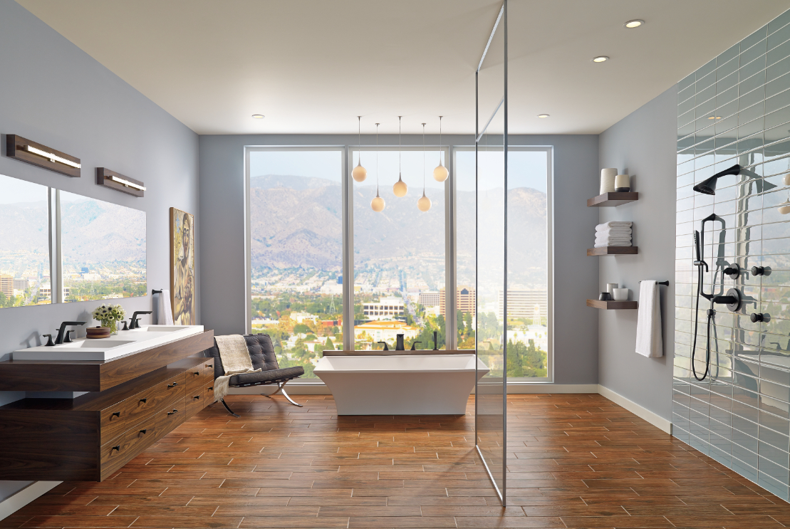 5 bathroom trends for 2016 marc and mandy show for Bath remodel trends 2016