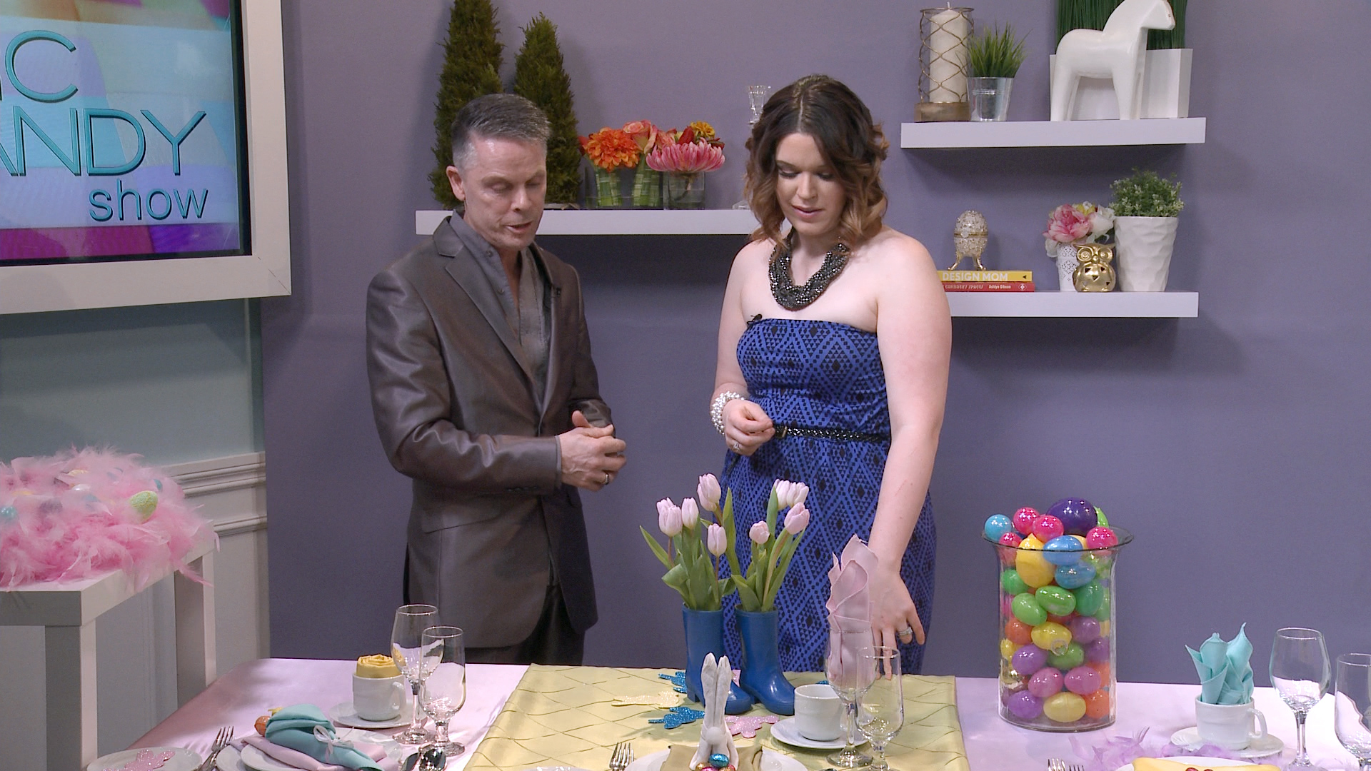 , 6 Tips for Setting the Perfect Easter Table