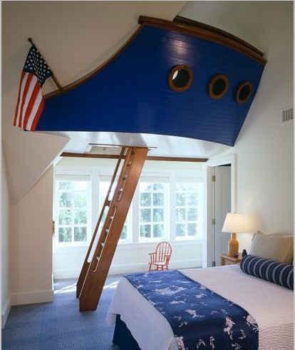 , Unique Ideas for a Little Boy's Bedroom