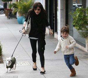 , Celeb Moms and Their Kids
