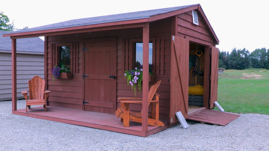 , Glen Peloso's Organization Tips for Your Shed