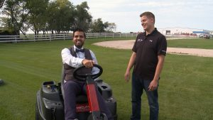 , Lawnmower Review with Jamie