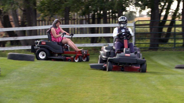 M&M_S04E12_Jamie Penner_Lawnmower Race 8