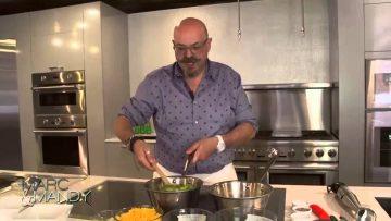 Broccoli Soup with Massimo Capra