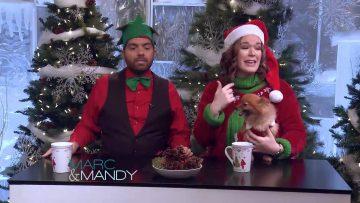 Celebrating Christmas with Marc & Mandy