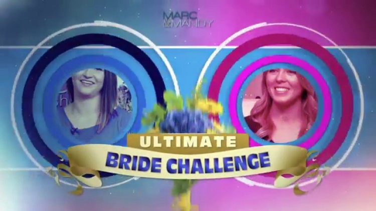 Ultimate Bride Challenge Part 1: The Pawsh Dog Relay Race