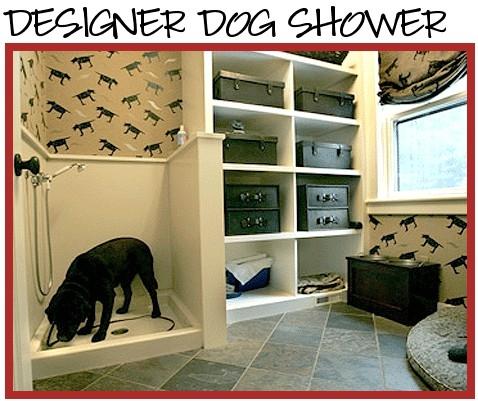 , Designer Dog Wash Stations