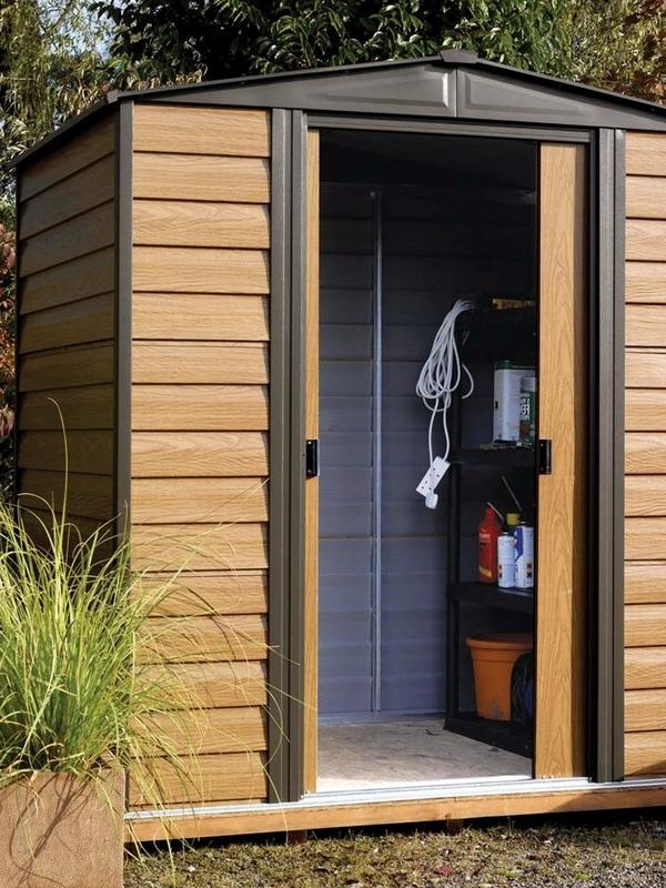 6 Creative Outdoor Storage Ideas Marc and Mandy Show