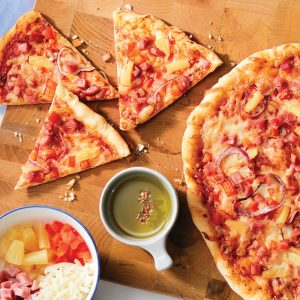 , Appetizing After-School Bites