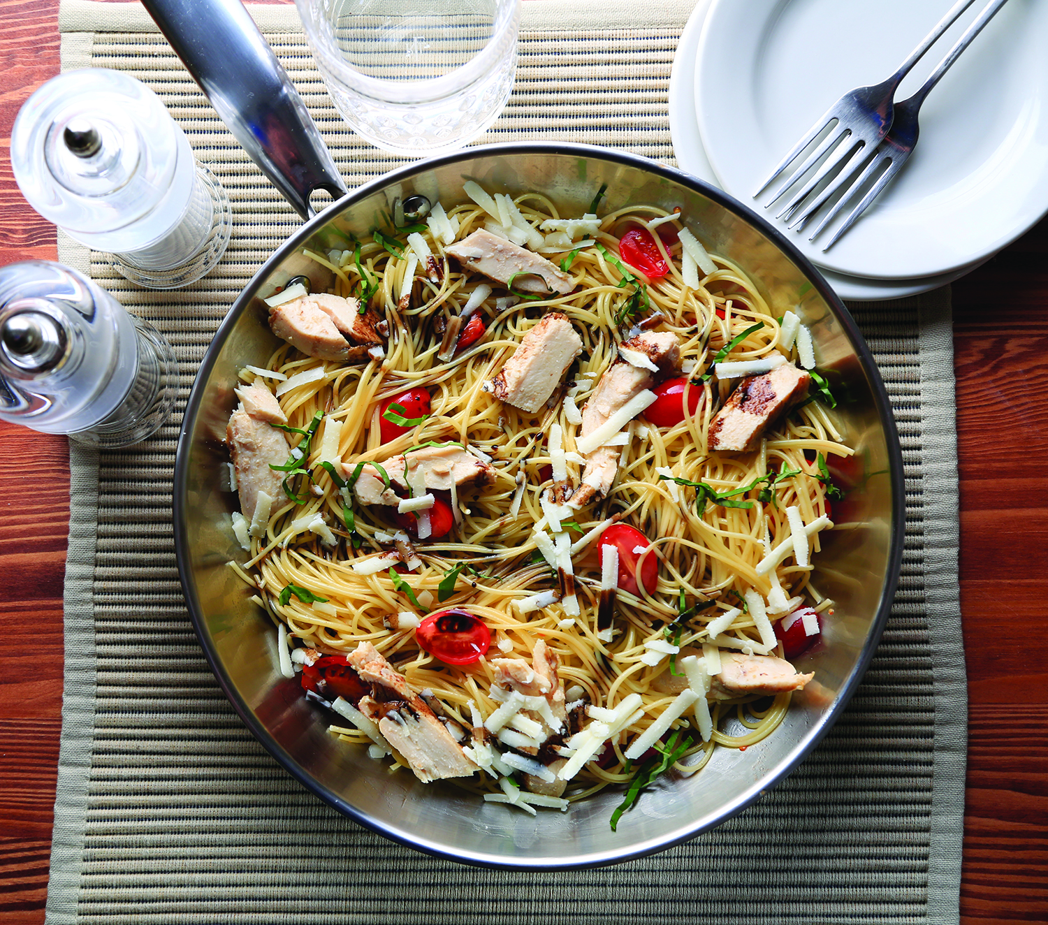 , One-Pan Pasta and Other Cooking Tricks