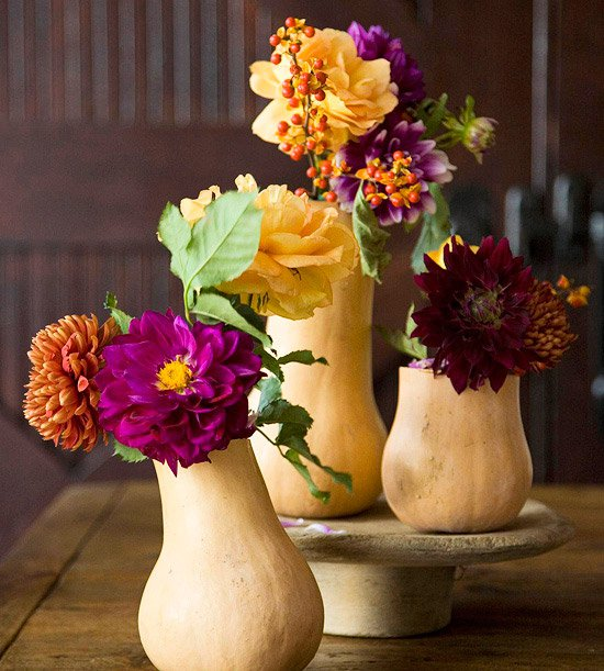 , DIY Centerpiece Ideas for Thanksgiving