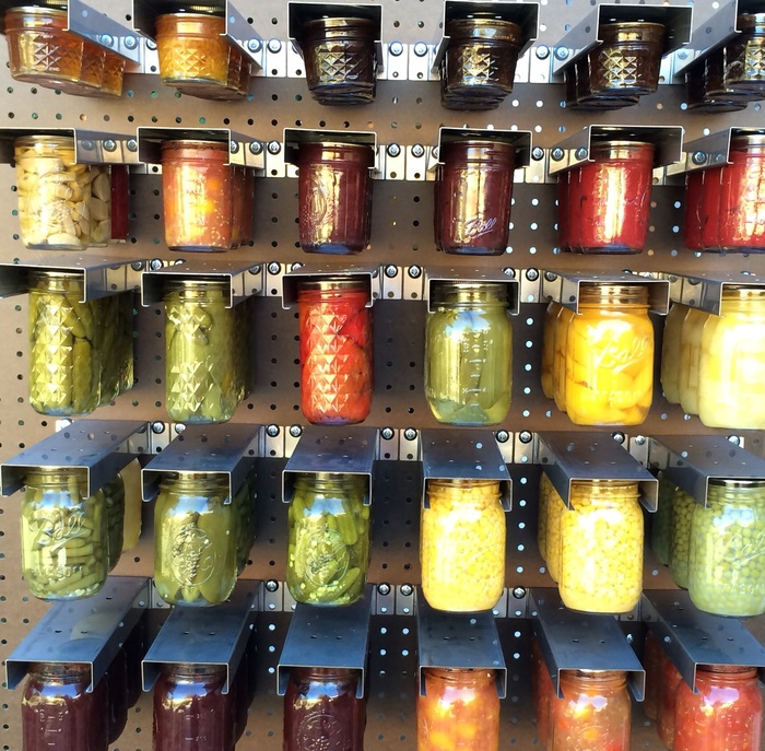 , Creative Ways to Store Your Canning