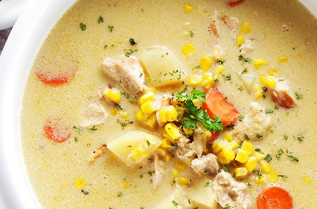 turkey-corn-chowder