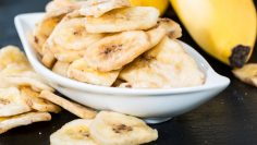 Healthy Food (Banana Chips)