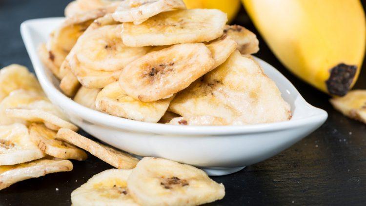 Healthy Food (Banana Chips)