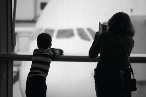 , 5 Air Travel Tips for Flying with Kids